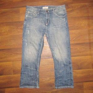 Ecko Unltd Blue Jeans Relaxed Fit Size 38